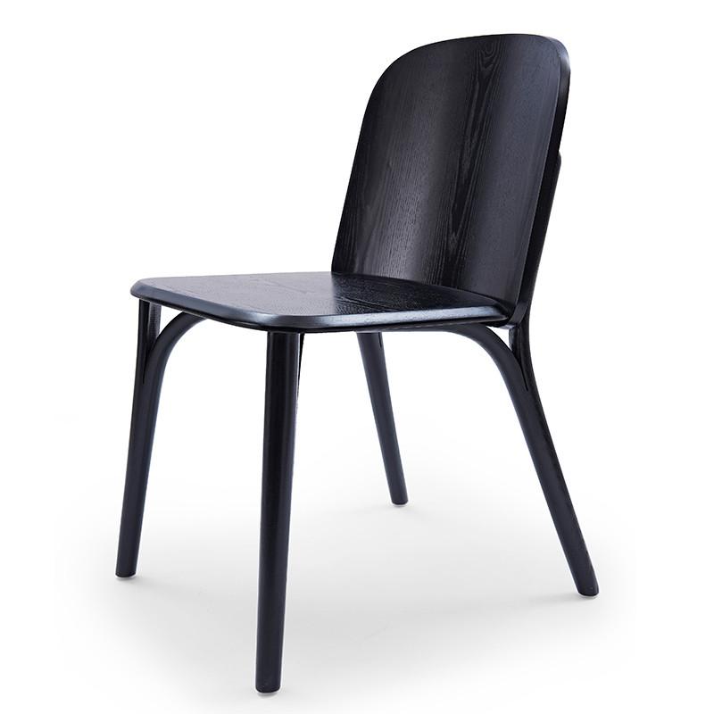 悠质家 北欧现代简约餐椅设计师办公椅户外休闲创意咖啡椅子