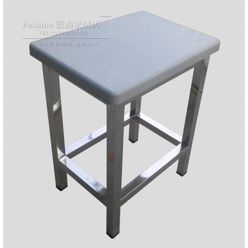 304不锈钢方凳子工作操作台工厂药厂洁净无尘无菌车间图片