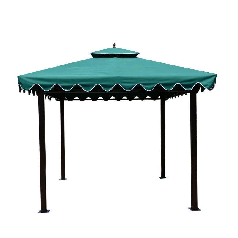 伸缩藏蓬伞的结构图