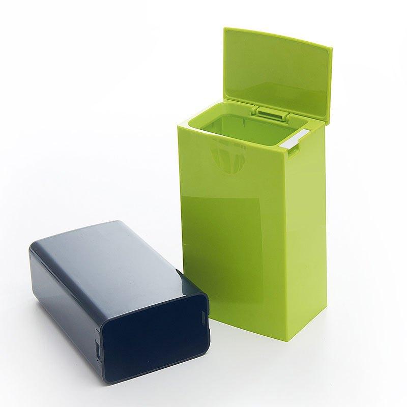 创意时尚桌面垃圾桶 小号垃圾桶 厨房办公桌上杂物桶图片