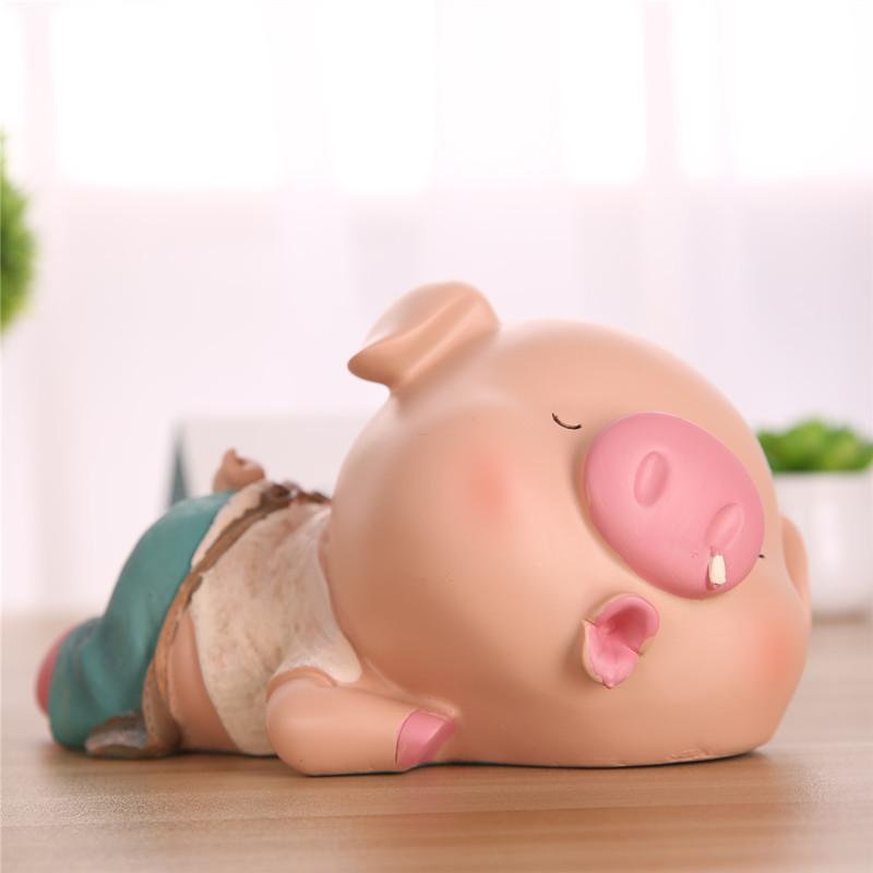 韩国创意可爱超大号小猪存钱罐储蓄罐零钱罐超大号儿童防摔存钱罐
