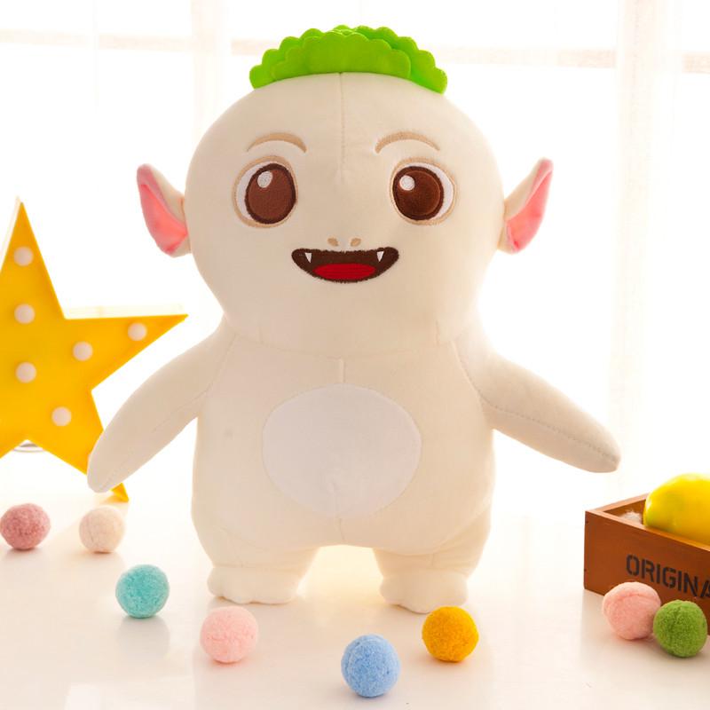 同款小妖儿童玩偶毛绒玩具娃娃捉妖记胡巴2电影公仔生日礼物女生