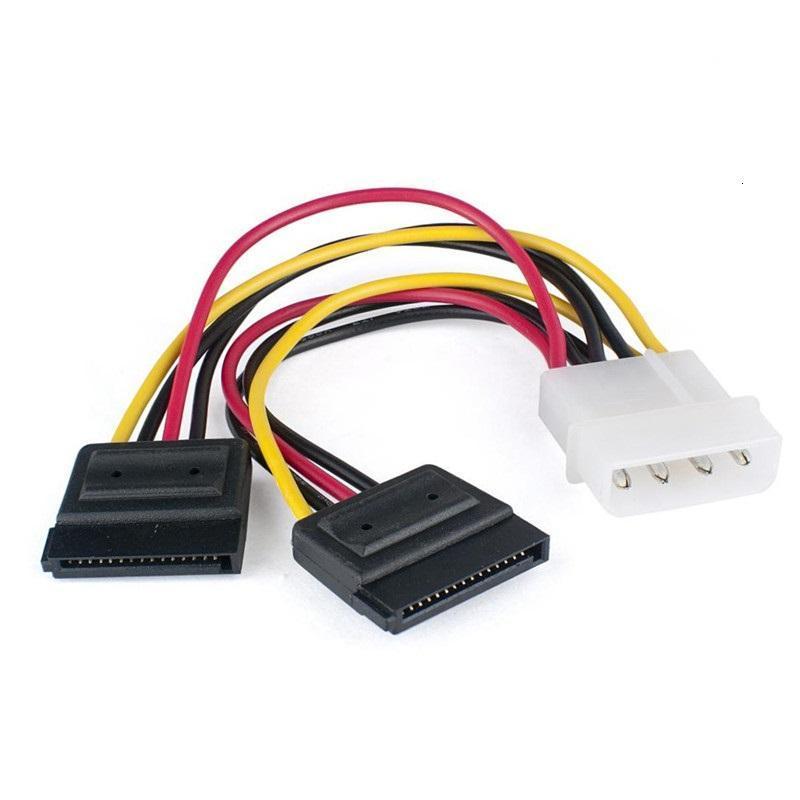 主要有电源线,硬盘线,usb线,音频线,如果不知道怎么接,还是来看看台式图片