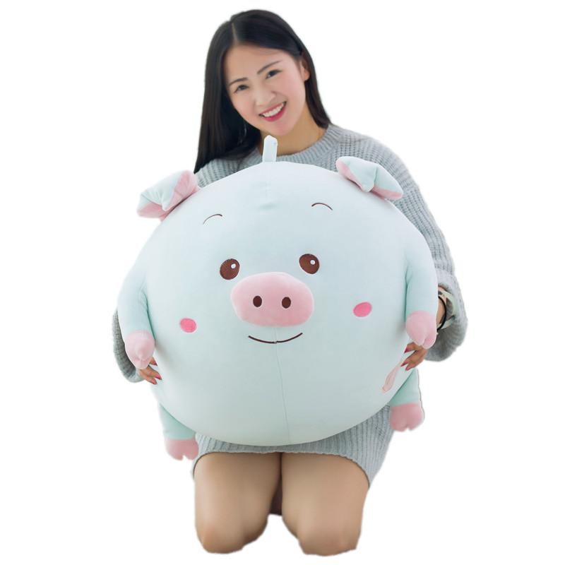 猪毛绒玩具睡觉抱枕可爱公仔娃娃女孩韩国搞怪大玩偶生日礼物萌超