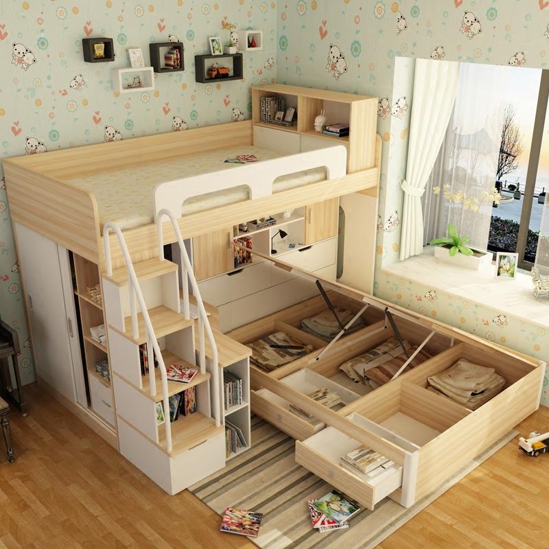 小户型书房设计图