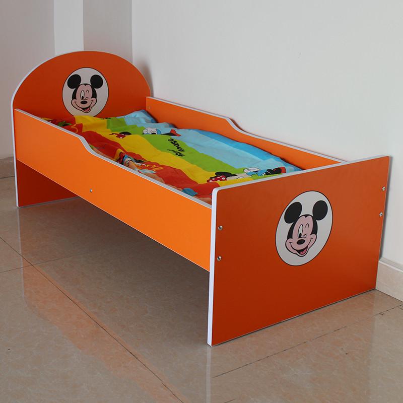 幼儿园午休专用床双层幼儿园床两层床儿童床小学生床防火板上下床