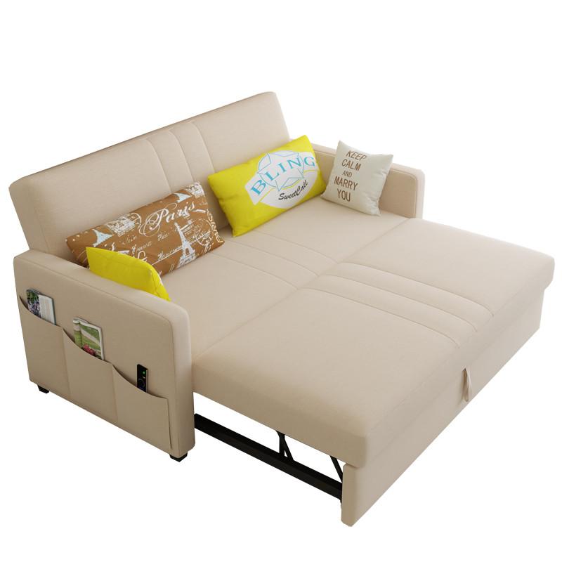 闽威沙发床可折叠懒人小户型客厅多功能1.5米1.8 2米双人两用