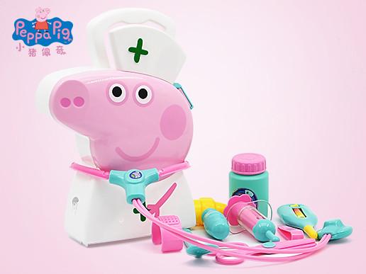 小猪佩奇玩具 超轻粘土彩泥橡皮泥套装 儿童手工diy彩泥玩具
