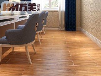 砖卧室书房阳台地砖仿古砖地板砖仿实木地板砖中式古典150*900mmwf915图片