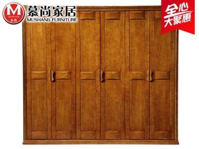 0元送货安装 品牌家具 满千再减百 橡胶木材质 黄金胡桃色 稳固耐用
