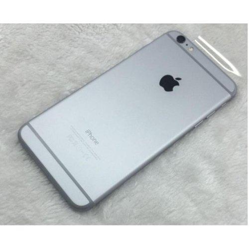 银色苹果6手机