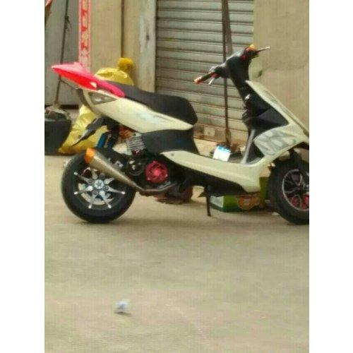 鬼火摩托车