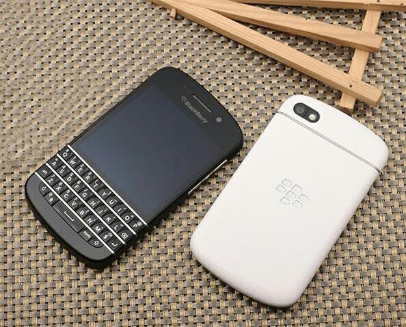 全新blackberry/黑莓q10全键盘智能电信三网 4g手机