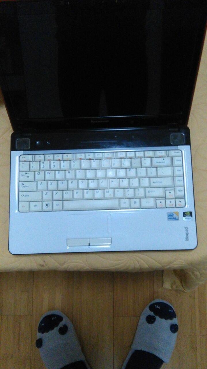 电脑 联想笔记本y450