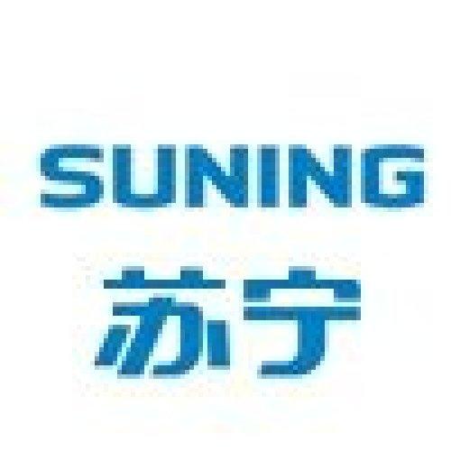 苏宁狮子logo矢量图
