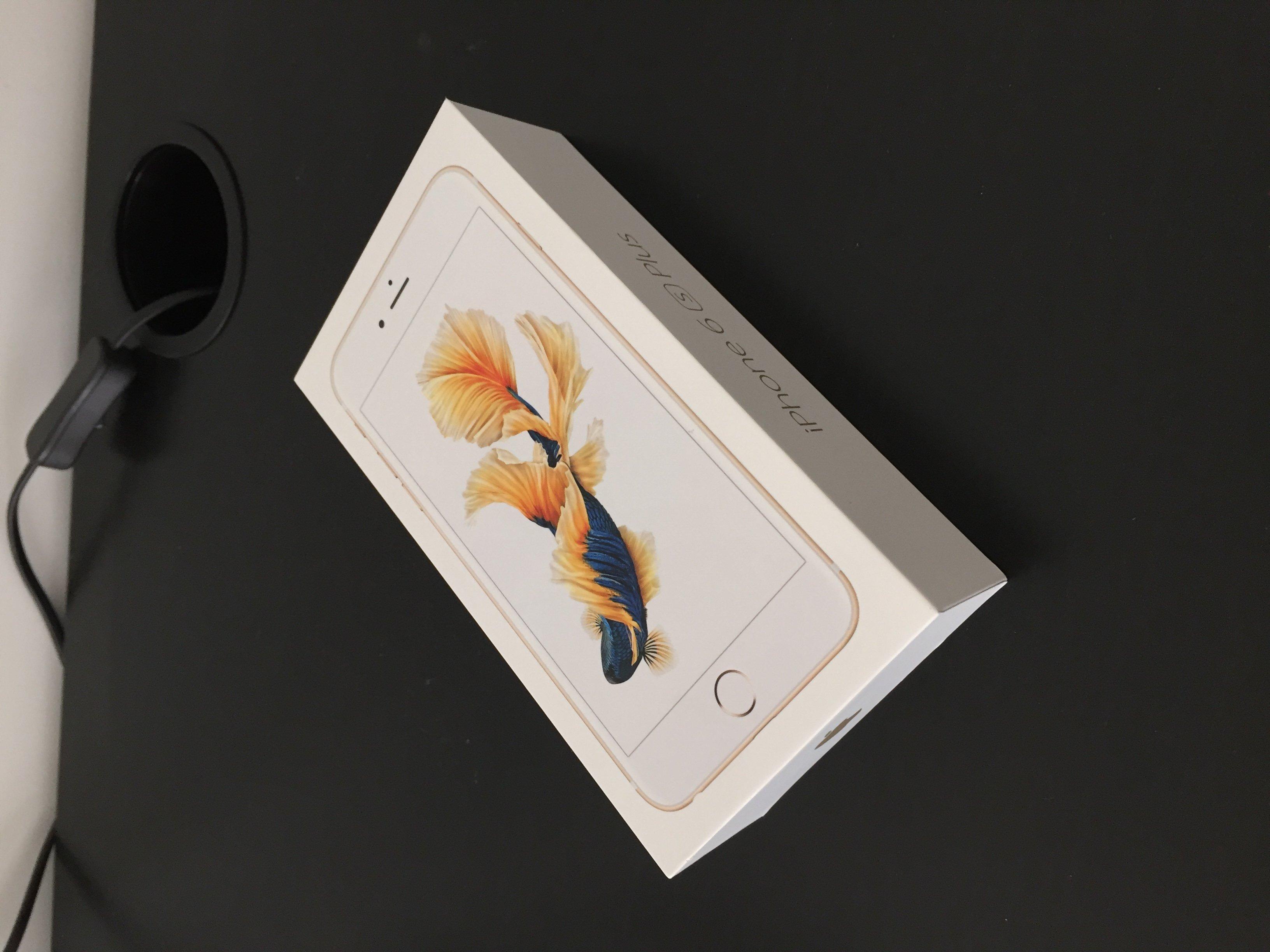 苹果6sp 土豪金 16g 国行 三网通用图片