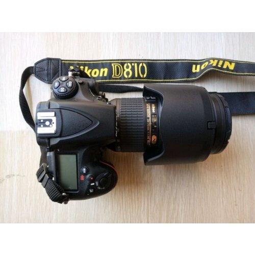 尼康 单反相机 d810 套机