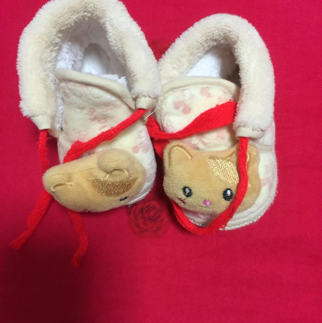 二手婴儿鞋子袜子交易