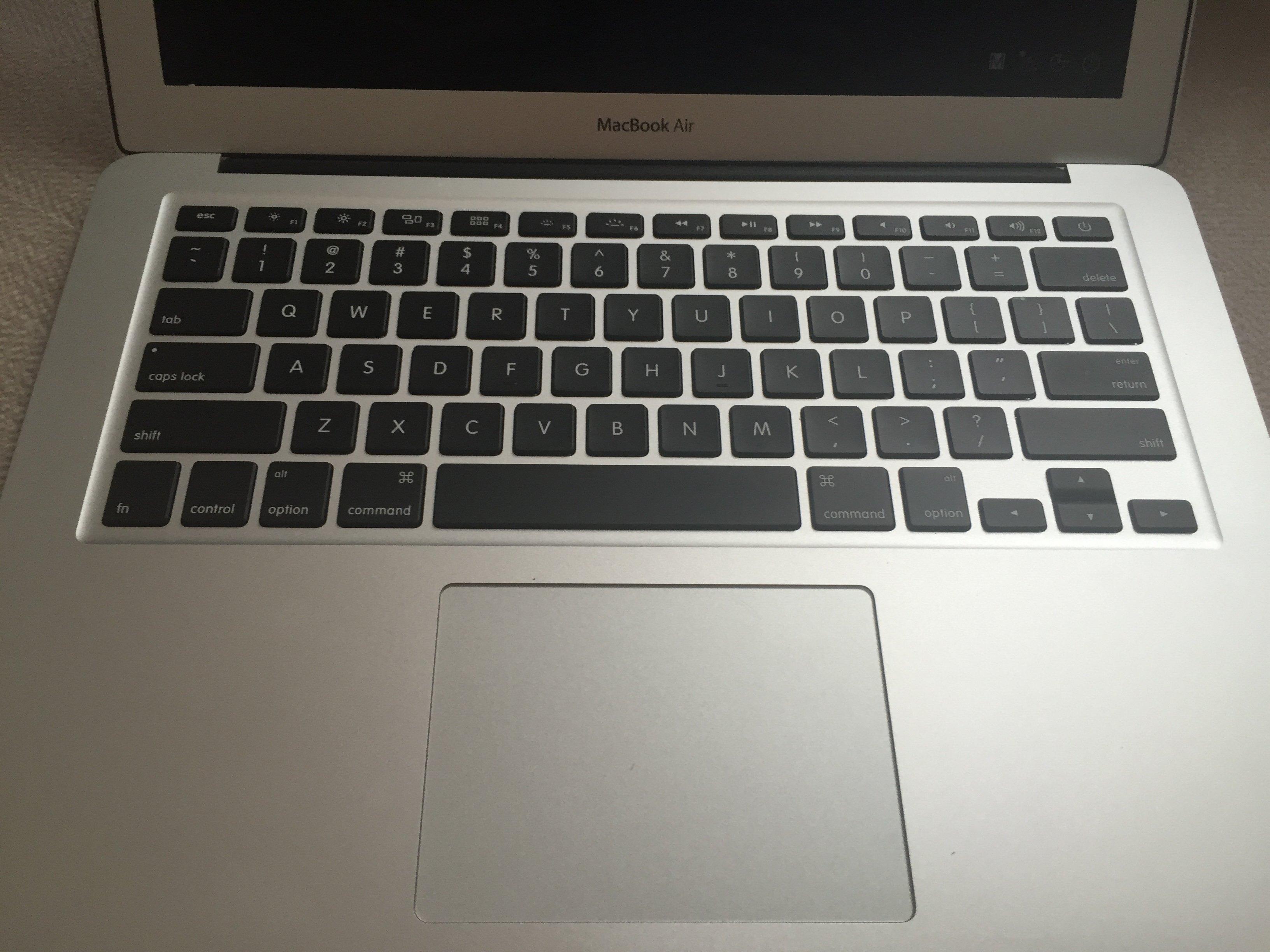 最新13寸苹果mac air