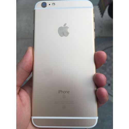 苹果6sp金色行货图片