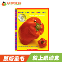美国进口 带情绪的食物 How Are You Peeling? Foods With Moods【平装】