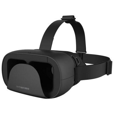 暴风魔镜 小D 黑色 虚拟现实 VR眼镜 智能眼镜 3D头盔 安卓/IOS兼容