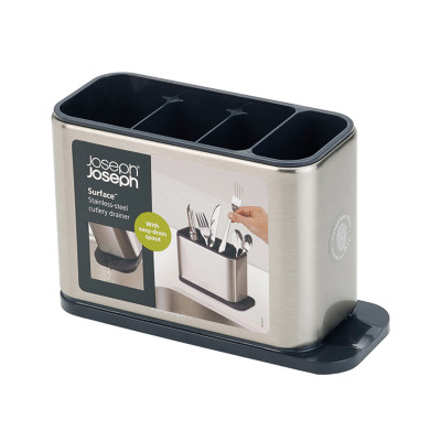 英国Joseph Joseph其他厨房小工具收纳盒刀具锅铲餐具收纳置物盒刀架(20.3*13*8.89cm)