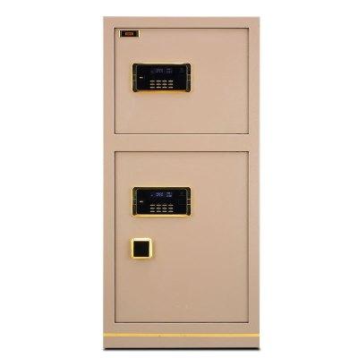尚汇(shanghui) 双门保险柜1.2米保险箱1.5米电子/指纹保管柜办公家用密码大型双层 双层双门1.2米高密码