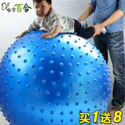宝宝感统训练大龙球球加大100cm防爆加厚健身球环保无味 儿童球健身球瑜伽球