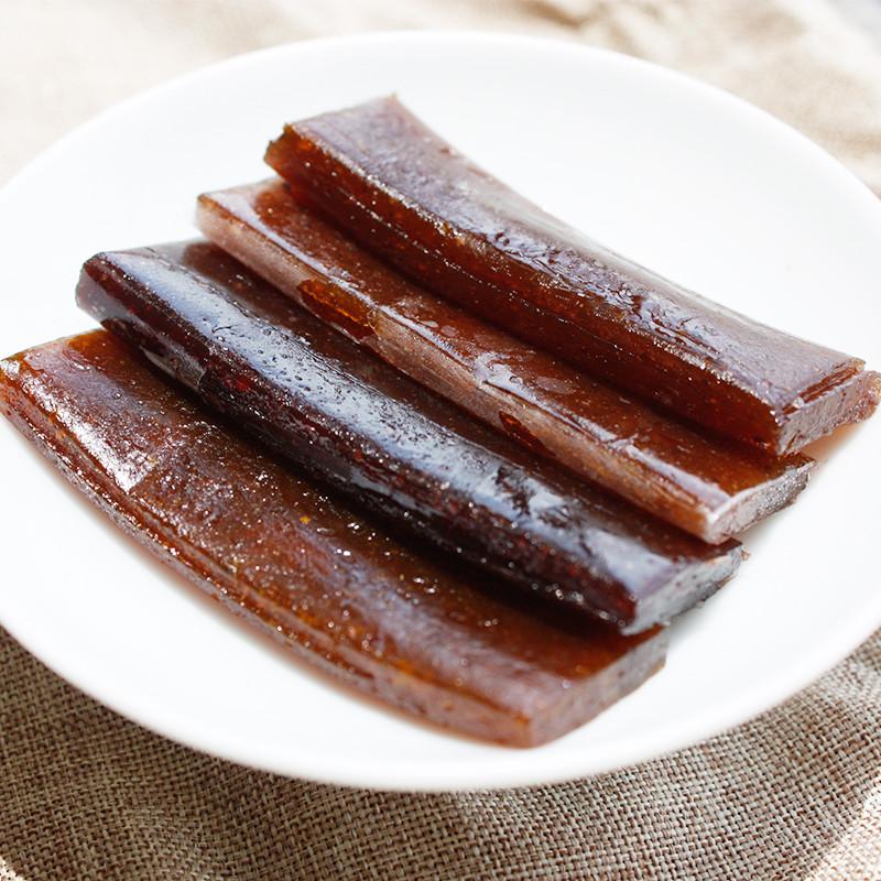 归云山 南酸枣糕268G/袋 南酸枣魔芋口味 休闲零食 蜜饯 枣类小吃 独立小包 江西特产绿色食品